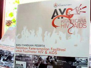 AYO! Bicara HIV AIDS TOT Training