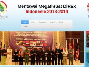 Mentawai Megathrust DIREx